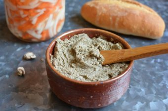 Mushroom Pate Recipe for Banh Mi