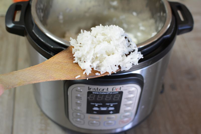 Instant-pot-rice-finished