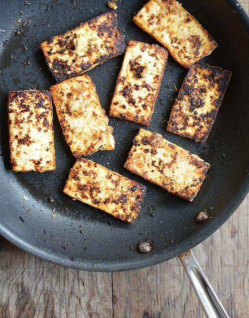Banh-mi-lemongrass-tofu-skillet
