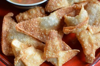 Gratitude Fried Wontons Recipe