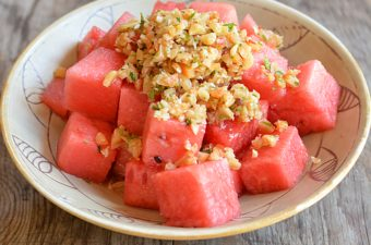 Thai-Style Watermelon Salad Recipe