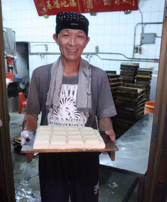 Taiwan-tofu-vendor