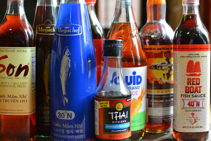 How to buy and use fish sauce viet world kitchen for Fish sauce uses