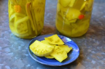 Green Tomato and Lemongrass Pickle Recipe