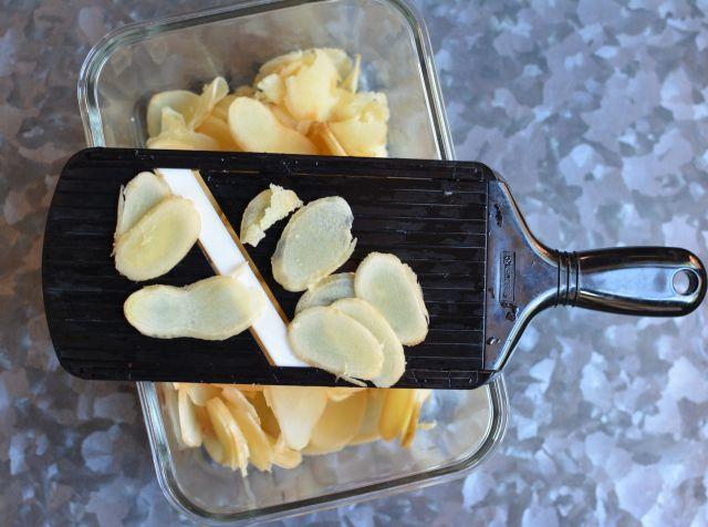 Pickle-ginger-mandoline