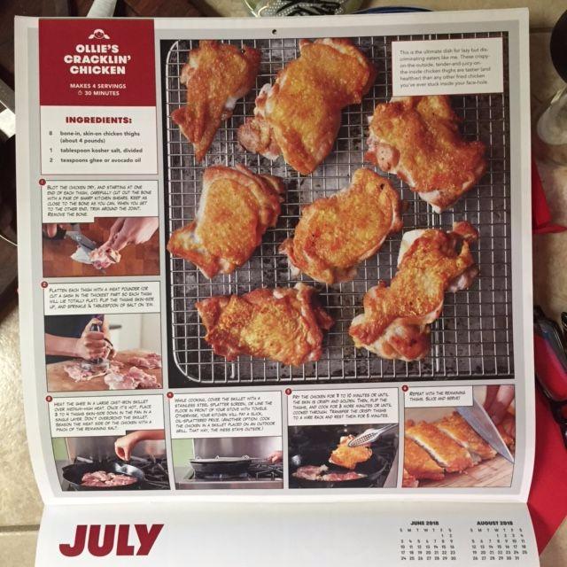 Ollie-chicken-calendar