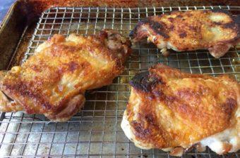 Ollie's Cracklin' Chicken Recipe