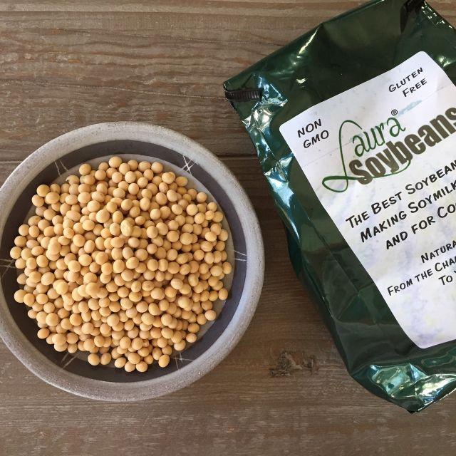 Soybeans-non-gmo