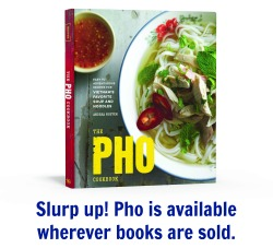 The Pho Cookbook!