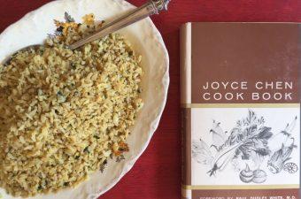 Joyce Chen's Golden Egg Fried Rice Recipe