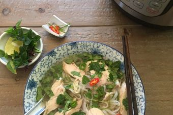 Make Instant Pot Pho from The Pho Cookbook!