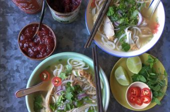 Day-After Thanksgiving Turkey Pho Recipe — Pressure Cooker and Multicooker Edition!