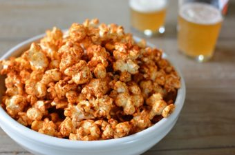 Sichuan Magic Dust Popcorn Recipe