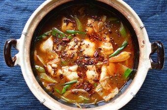 Sichuan Boiling Fish Recipe (Shui Zhu Yu)