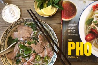 The Pho Cookbook Won a James Beard Award!
