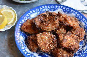 Japanese Fried Chicken Recipe (Kara-age, Tatsuta-age)