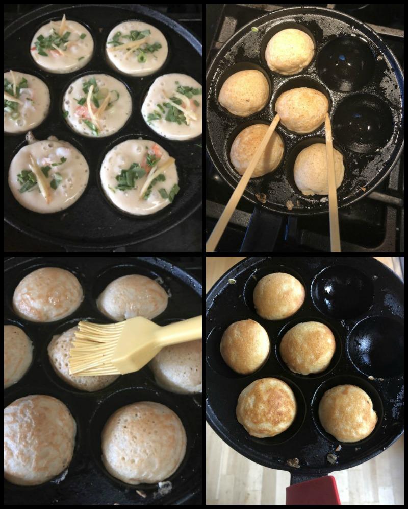 Gluten-free takoyaki recipe