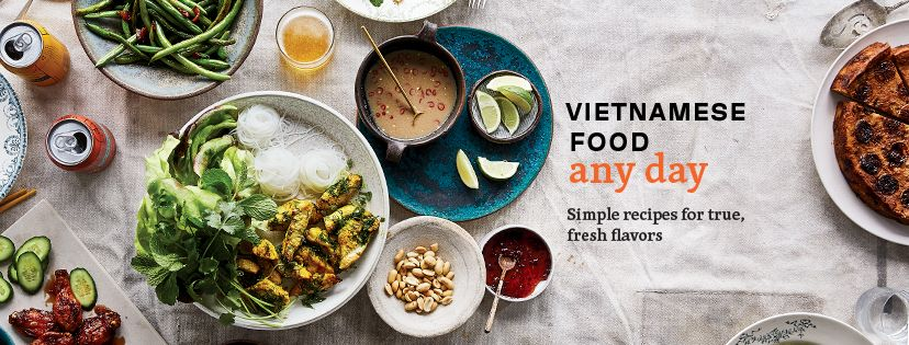 Vietnamese Food Any Day Cookbook Preview
