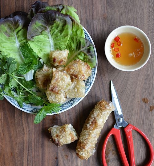 Asian Thanksgiving Recipes