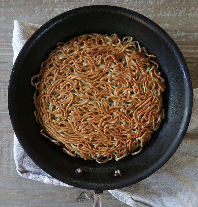 Master Crispy Pan Fried Noodles Video Recipe Viet World Kitchen