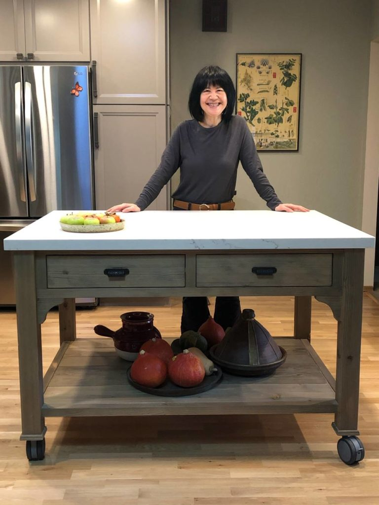 How I Realized My Kitchen Island Dream Without Spending A Fortune Viet World Kitchen